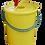 Thumbnail: Atkritumu tvertne (15l; 20l)
