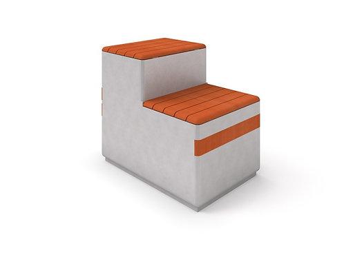 DECO balts betona sols 14