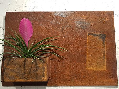 Vägg blomkruka 40 x60 cm