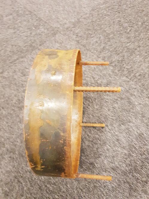 Trädring 50x20cm -3mm CorTen