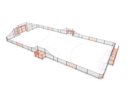 Sporta arēna 4a (25x12m)