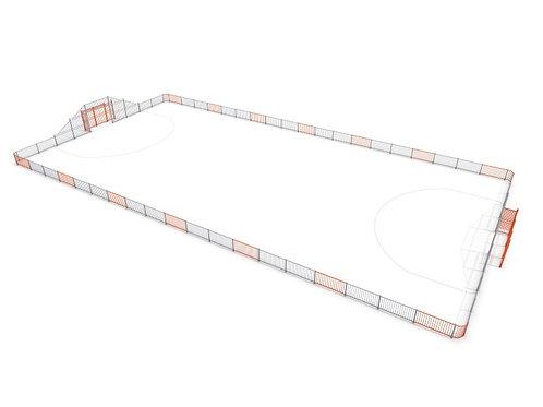 Sporta arēna 6 (39x20m)