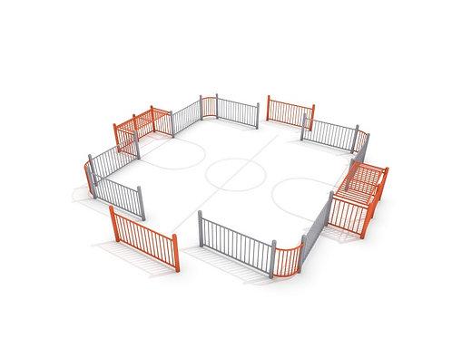 Futbola laukums 2 (7x7m)