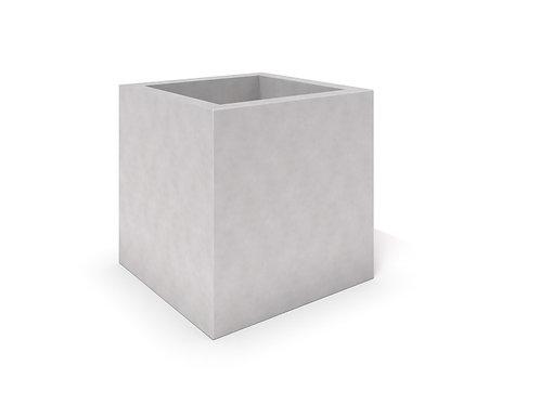 DECO balts betona stādītājs 05