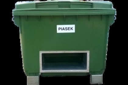 PE-660 atkritumu tvertne