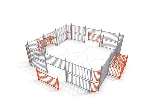 Futbola laukums 1 (7x7m)