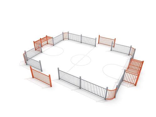 Futbola laukums 4 (9x7m)