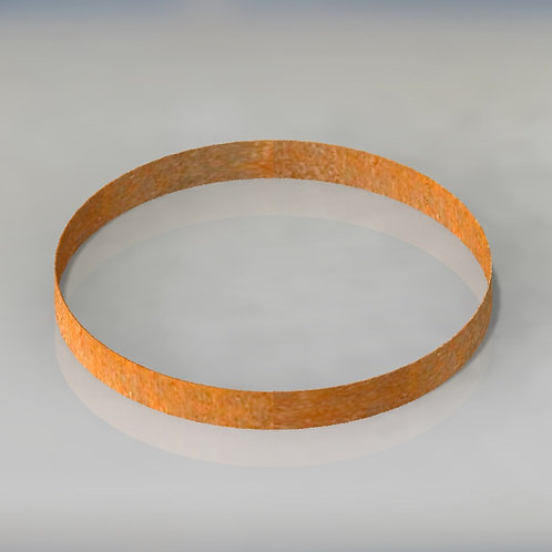 Odlingsram runda D120cm x 70cm Höjd
