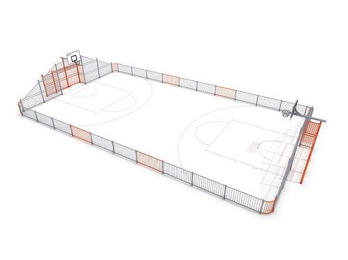 Sporta arēna 3 (21x12m)