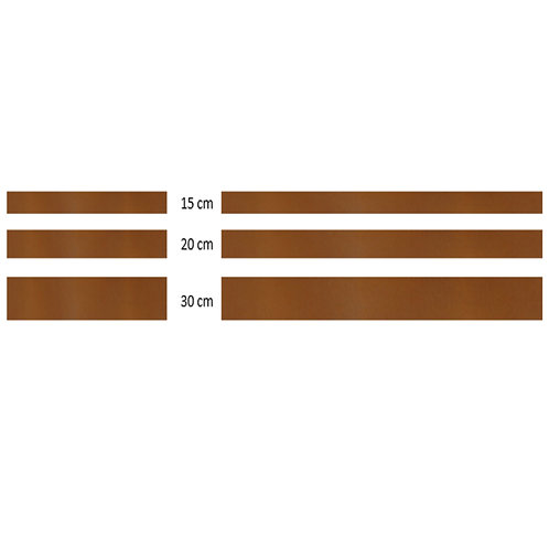 Kantstöd 150X20- 3mm
