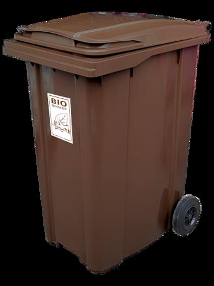 STANDARD PE360 šķirošanas konteineris