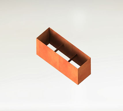 Rektangulära Odlingsram 200x50x50(h)cm