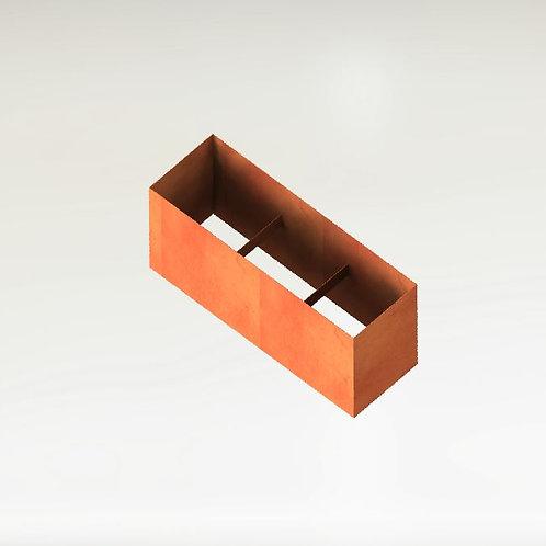 Rektangulära Odlingsram 150x35x110(h)cm