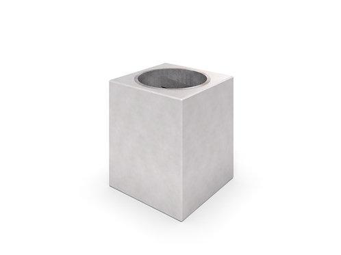 DECO balta betona atkritumu tvertne 02