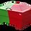 Thumbnail: Sorbenta konteiners bīstamiem atkritumiem 450L