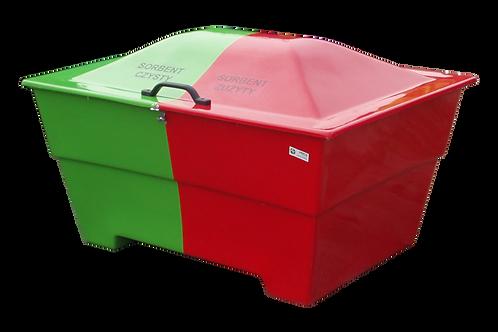 Sorbenta konteiners bīstamiem atkritumiem 450L