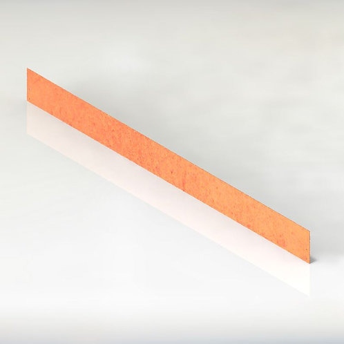 Corten Rabattkant plåt 30x100cm
