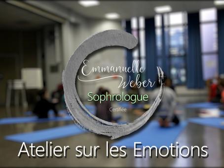 """Atelier  """"découverte des émotions"""" en image"""
