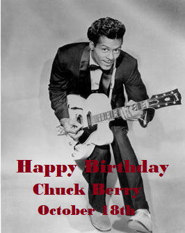 Rock and Roll's King: Looking Back at Chuck Berry