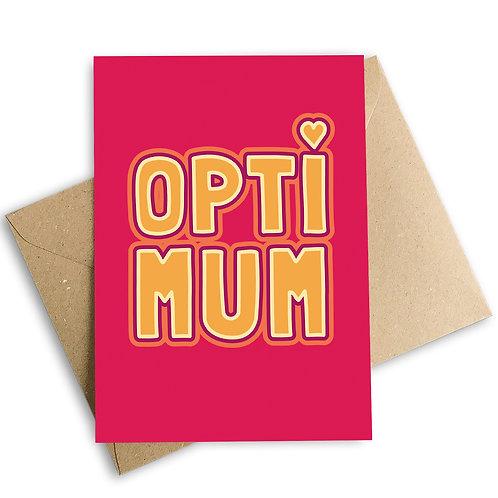 OptiMum Card