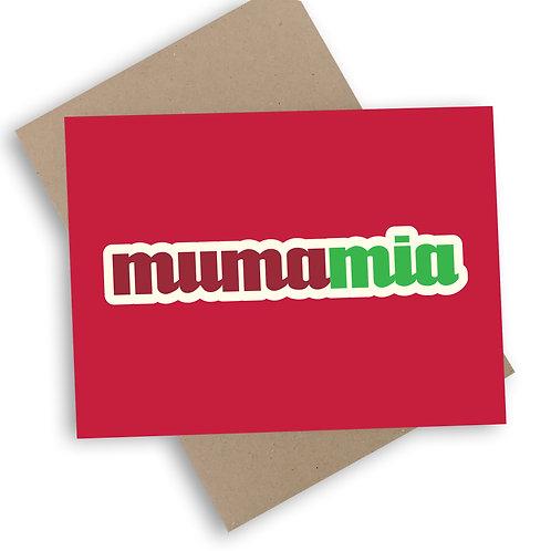 Mumamia Card