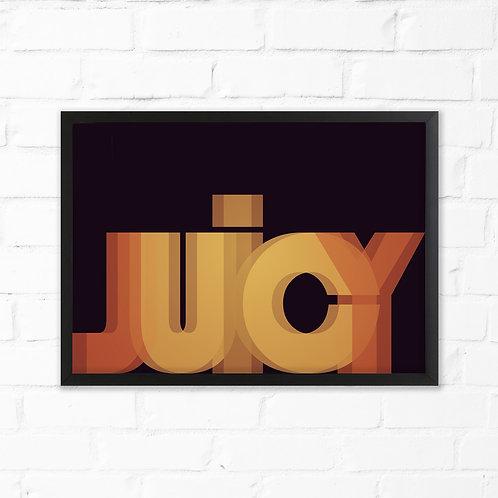 Juicy Print