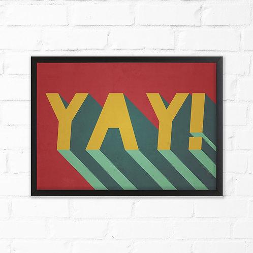 YAY! Print