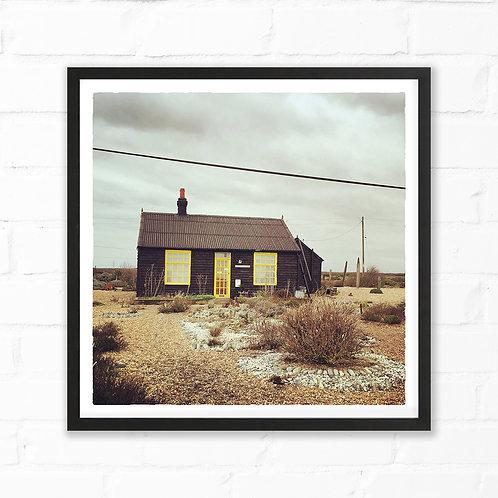 Prospect Cottage Art Print by Sam Harris