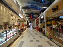 札幌市内:ショッピングモール(リニューアル工事:内装監理) 2015.11 (2)