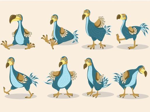 "The Dodo-Bird ""Like"""
