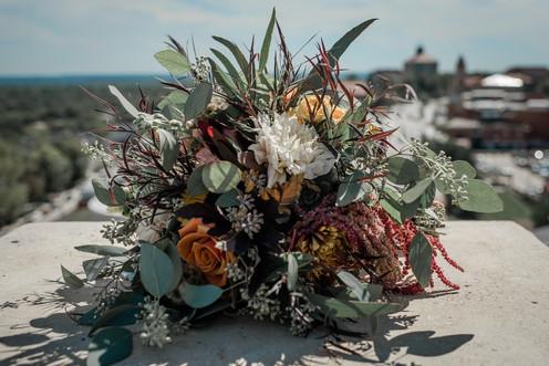 Rural Northeast Kansas Wedding Flowers by Jori Krenzel | Floral Designer