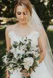 Lawrence, Kansas Wedding Flowers by Jori Krenzel | Floral Designer