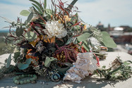 Rural Northeast Kansas Wedding Flowers by Jori Krenzel | Floral Designer
