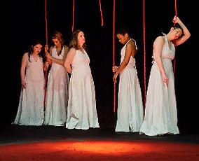 Iphigénie(s) - atelier de dramaturgie et de mise en scène lyrique de l'université de Paris 8 - Carmelo Agnello