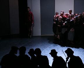 Rekviem - atelier de dramaturgie et de mise en scène lyrique de l'université de Paris 8 - Carmelo Agnello