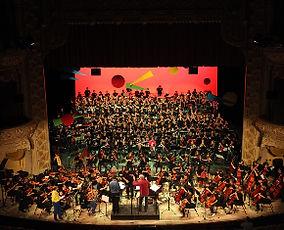 Mai contes d'automne - orchestre à l'école - opéra de Vichy