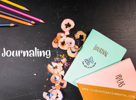 ¿Qué es Journaling?