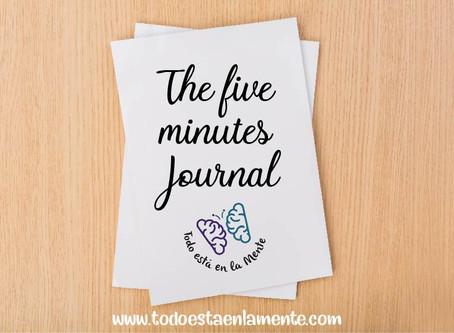El Diario de los 5 Minutos de Tim Ferris