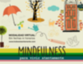 flyer taller_mindfulness para la vida co