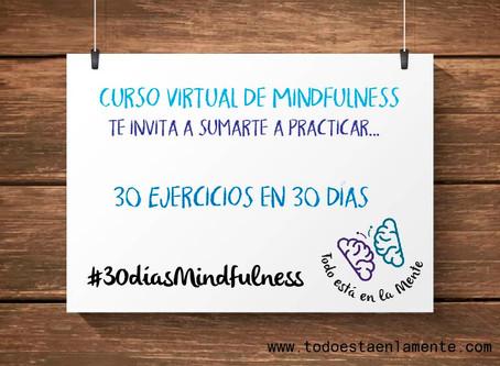 30 Días practicando Mindfulness
