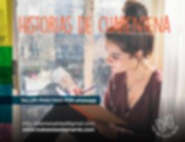 flyer taller_historias de cuarentena-1a.