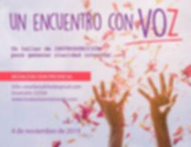flyer taller_un encuentro con voz04_11_2