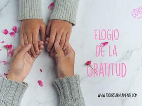 Elogio de la Gratitud