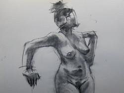 Woman (detail)