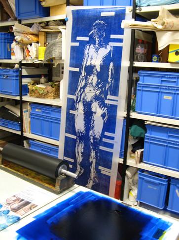 """Blue Print: Vessel"""