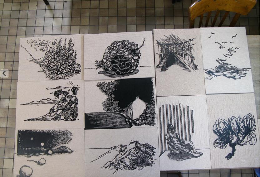 Printing _Palimpseste