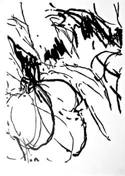 April II, woodcut
