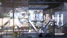 """""""Arena Centar"""" Food Court"""