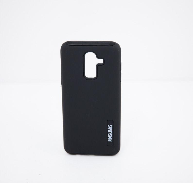 Pinglinks Samsung Galaxy J8 Smooth Case