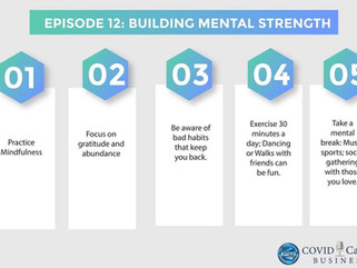 10 Steps to Building Your Mental Strength